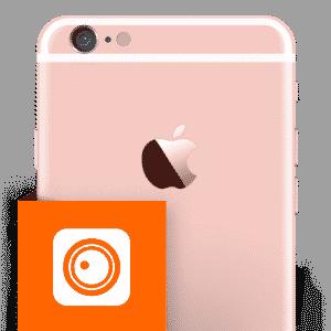 Επισκευή μπροστινής κάμερας (Facetime) iPhone 6s Plus
