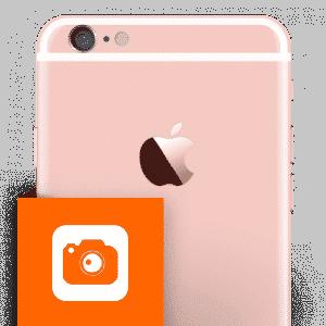 Επισκευή πίσω κάμερας iPhone 6s Plus