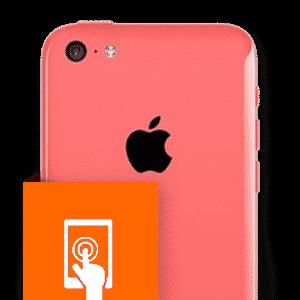 Αλλαγή οθόνης αφής (digitizer) και οθόνης Retina iPhone 5C