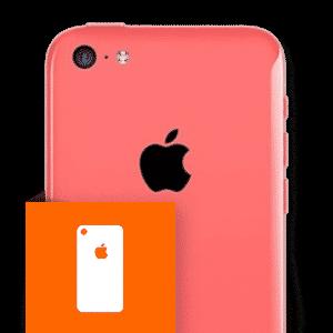 Αλλαγή πίσω όψης iPhone 5C