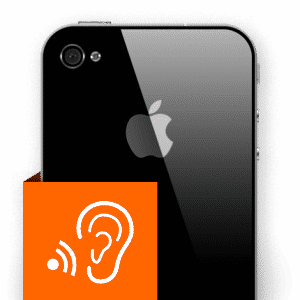 Επισκευή ακουστικού iPhone 4S
