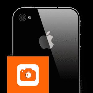 Επισκευή κάμερας iPhone 4S