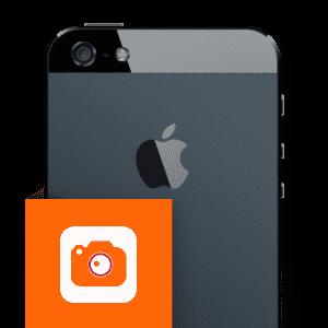 Επισκευή πίσω κάμερας iPhone 5