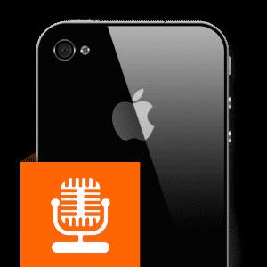 Επισκευή μικροφώνου iPhone 4S