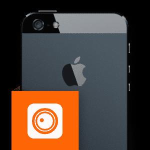 Επισκευή μπροστινής κάμερας iPhone 5