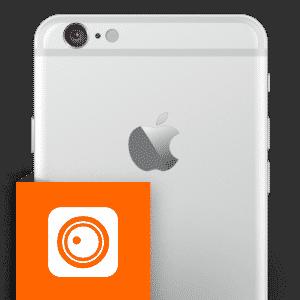 Επισκευή μπροστινής κάμερας iPhone 6 Plus