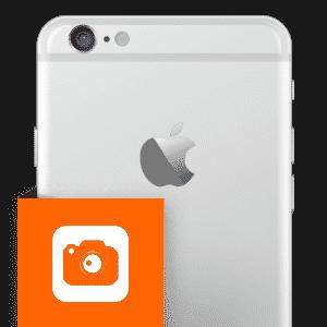 Επισκευή πίσω κάμερας iPhone 6 Plus