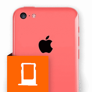 Επισκευή sim card case iPhone 5C