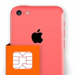 Επισκευή sim card reader iPhone 5C