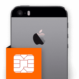 Επισκευή sim card reader iPhone 5S